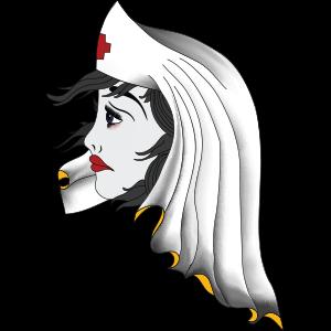 Forlorn Nurse